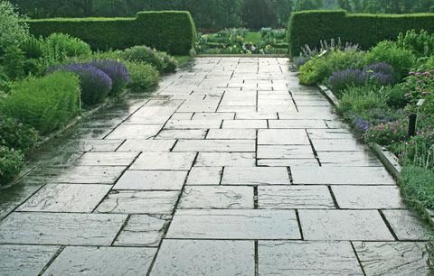 Landscape Design for Paver